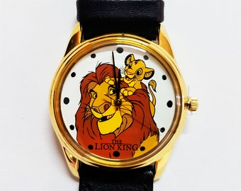 New Condition The Lion King - Timex Disney Watch - Special watch edition