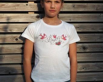 """Nana """"Breizh queen"""" T-shirt"""