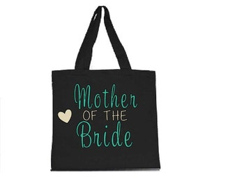 Mother of the Bride Tote, Mother of the Bride Bag, Mother of the Bride Gift, mother of the groom gift, mother of the groom tote bag