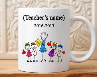 Teacher mug, teacher gift mug, gift for teacher, coffee cup, school teacher gift, kindergarten teacher gift mug, preschool teacher mug, gift
