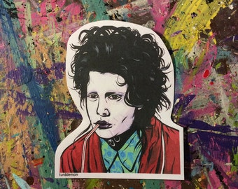 Edward Scissorhands Sticker