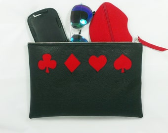 Casino Purse Las Vegas bachelorette handbag black wedding in vegas casino gift for women poker night gambling purses casino party vegas