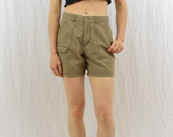 Vintage Columbia Shorts, Size XS-Small, Outdoor Clothing, Hiking Shorts, Grunge, 90's Clothing, Mori Girl