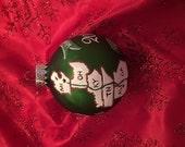 Custom Ornament for Amanada