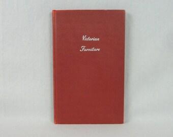 1950 Victorian Furniture Handbook No 1 - Ruth & Larry Freeman - Antique Interior Decorating Collecting - Vintage Book
