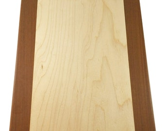 Ipe and Maple Cutting/Serving Board