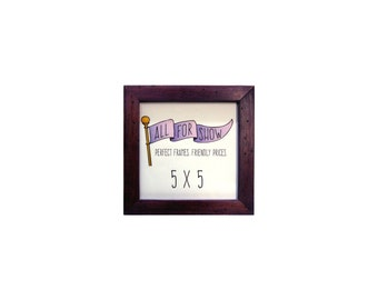 5x5 frame rustic purple frame 5x5 picture frame photo frame picture frame 5x5 photo frame rustic purple wood frame 5x5 wood frame