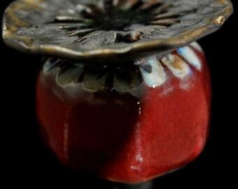 Mini Poppy Seed Heads