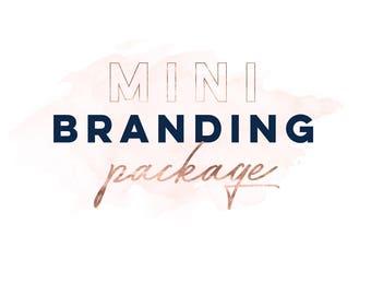 Custom Branding Package, Brand Identity, OOAK Custom Logo Design, Marketing Package, Branding Kit, Marketing Kit, Watermark Business Cards