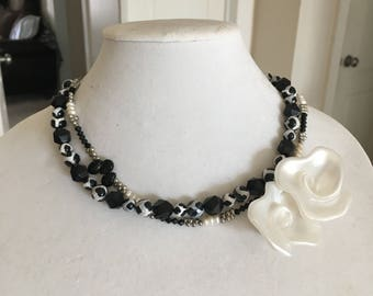 BeadsRising New Art Deco Necklace