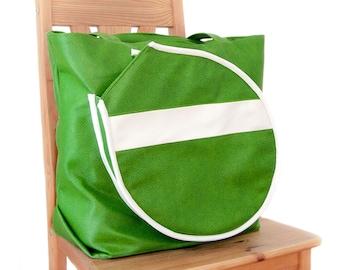 Tennis bag - racket tote, custom design