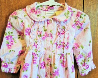 Laura Ashley Corduroy Babys Dress
