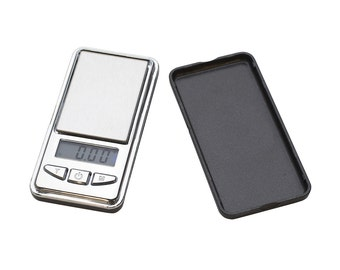 50 G X 0.01 G Minuscule Carat Gram Jewelry Making Weighing Scale - SCL-286.00