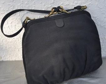 Vintage Mel-Ton Purse, Black