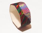 """Lenticular GIF Ring - """"Fazon"""" Collection"""