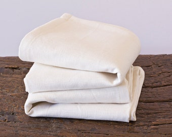 Linen Napkins - Ivory - Table Linen