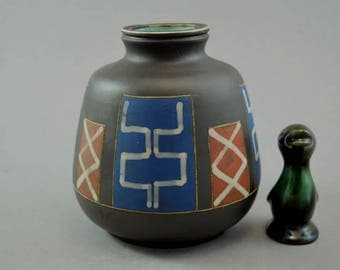Vintage vase / Kiechle / 1001 | West Germany | WGP | 50s