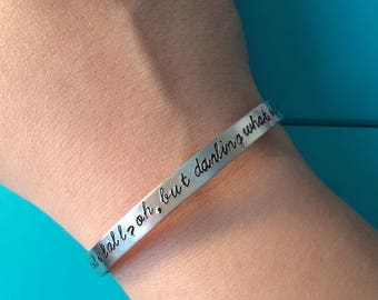 What if you fly? Bracelet
