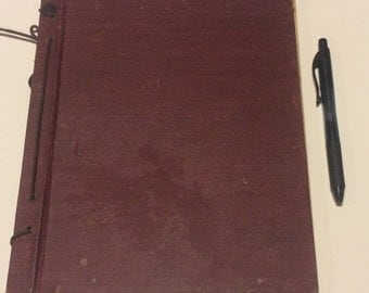 Antique Wirt Binder, Peterson and Co.