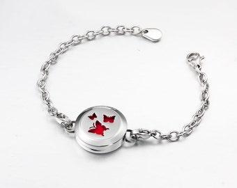 Petite Essential Oil Diffuser -Bracelet