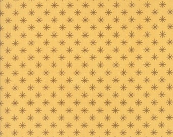 SALE!! 1 Yard Sugar Pie by Vanessa Goertzen of Lella Boutique for Moda- Sprinkle -5045-17 Yellow