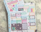 Lose Yourself Kit! 3 Page Punched Kit, for your Erin Condren Life Planner, Plum Planner,  Filoflax, calendar