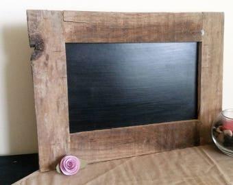 Rustic Chalkboard Kitchen Display Office Chalkboard