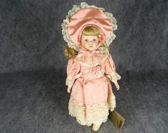 Seymour Mann Porcelain Doll 1989