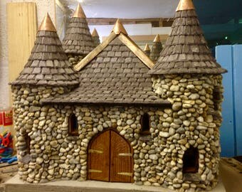 A Fairy Castle for your Garden ~ 'The Enchanted Castle'
