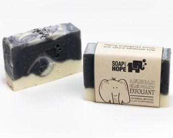 African Elephant Exfoliant