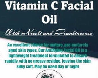 Vitamin C Facial Oil