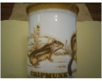 Biltons England Chipmunk Coffee Mug - Marked