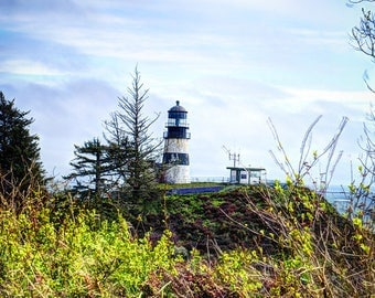 Lighthouse @ Cape Disappointment 2