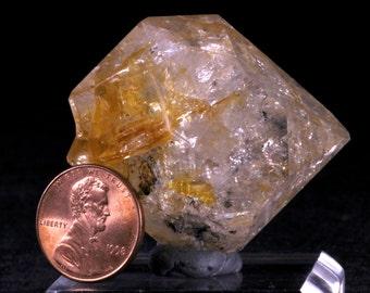 Herkimer Diamond Golden Healer Crystal *54g*
