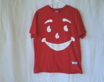 90s Kool Aid Man Red T-Shirt