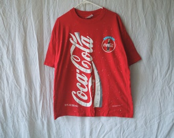 90s Coca Cola Double Sided T-Shirt