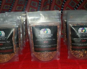 Rockwell Farms Naturally Grown Jamaican Sorrel (Hibisus) Herbal Tea