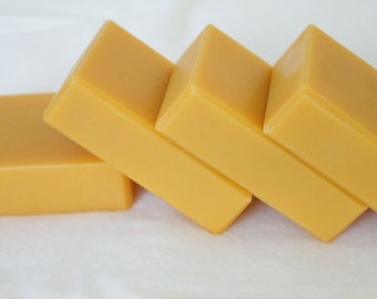 Pumpkin Puree, Unscented Soap, Cocoa Butter Soap, Shea Butter Soap, Vegan