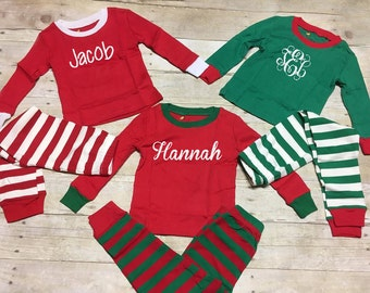 Personalized pjs | Etsy