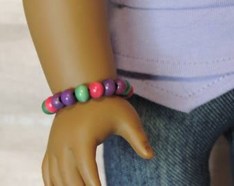 Gabriela Bracelet for American Girl and other 18 inch dolls