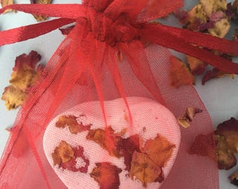 50 x Rose Wedding Favours, Wedding Favors, Bath Bomb Favours, Bath Bomb Favors, Ladies Mini Bath Bombs, Party Bag Fillers, Table decorations