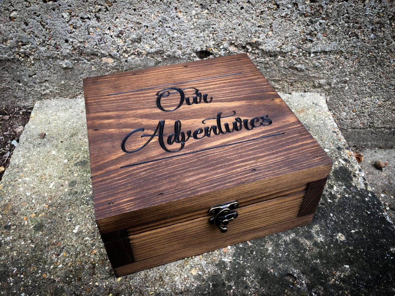 Memory box Gift for them Gift for her Gift for men
