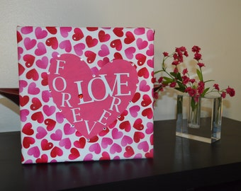 VALENTINE'S , LOVE ,