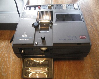 Elmo Sound Filmstrip Projector Still Picture Projector 35-FT, AP - Works Great!