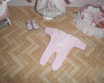 Miniature 1/12. Pajama for children
