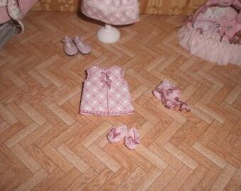 Miniature 1/12. Baby suit