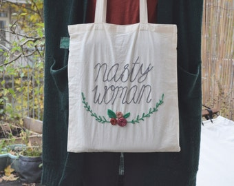 Nasty Woman - Tote Bag