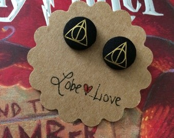 """Shop """"harry potter fabric"""" in Jewelry"""