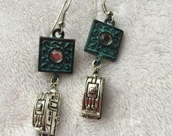 Vintage Trailer Earrings