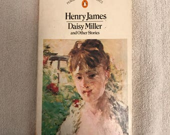 Henry James Daisy Miller And Other Stories Book